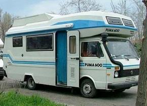 puma 600 usato