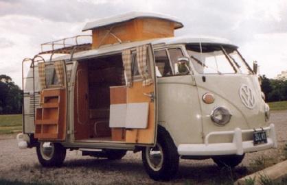 VW Camper T1 Split