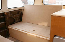 Vw camper t2 bay for Mobilia o mobilio