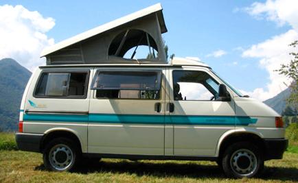 VW Camper T4
